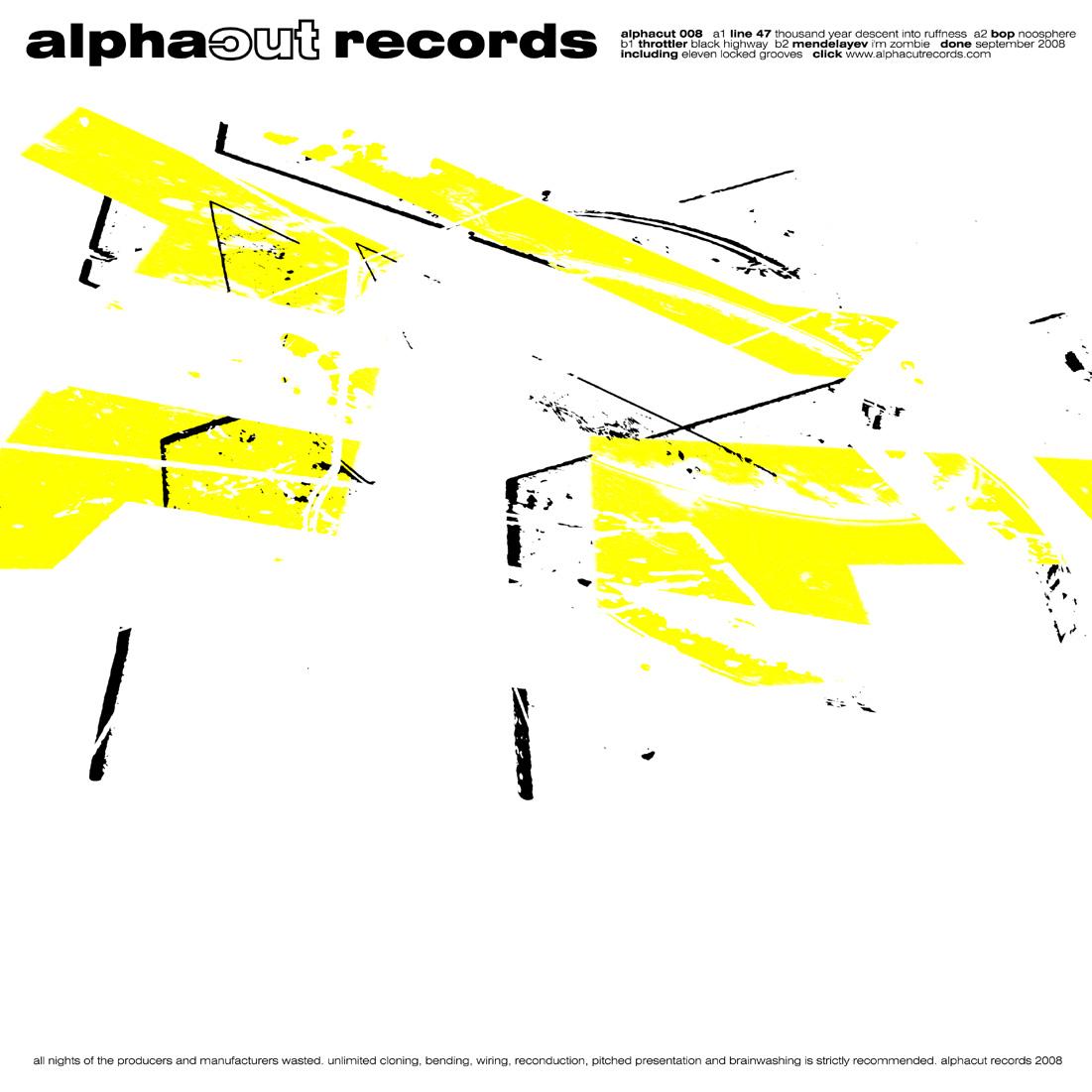 Alpha Omega / Sumone / LXC - Alphacut 007