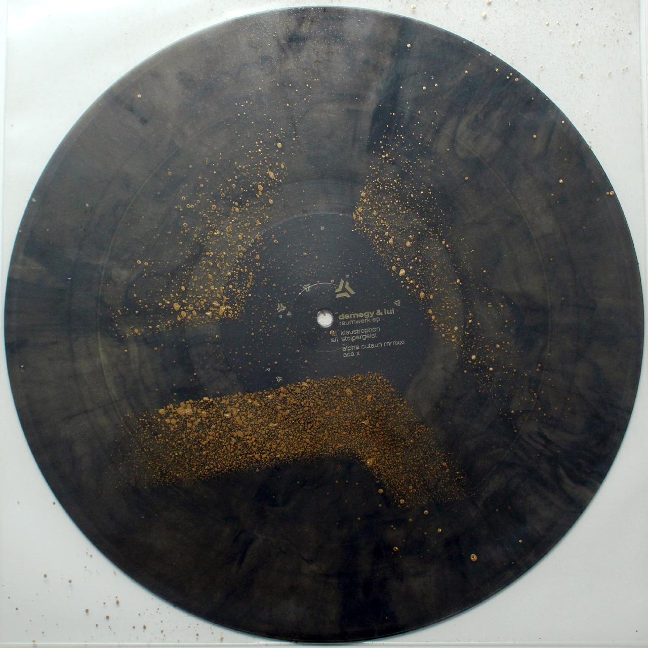 Demegy / LUI - Raumwerk EP